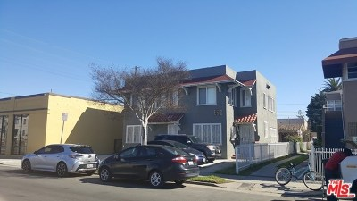 Los Angeles Multi Family Home For Sale: 1610 6th Avenue