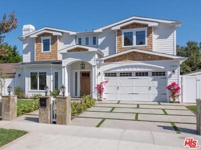 Single Family Home For Sale: 17841 Palora Street