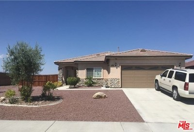 Adelanto Single Family Home Active Under Contract: 14310 Rachel Drive