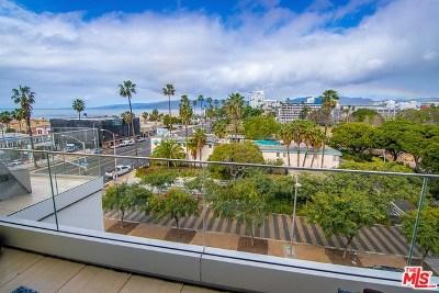 Santa Monica Condo/Townhouse For Sale: 1705 Ocean Avenue #502