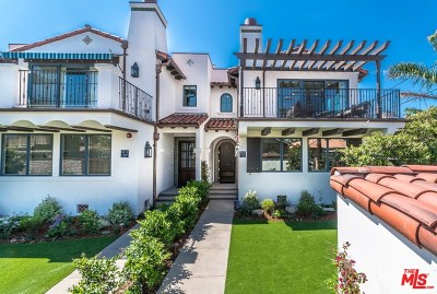 Los Angeles County Rental Active Under Contract: 810 S Catalina Avenue #B