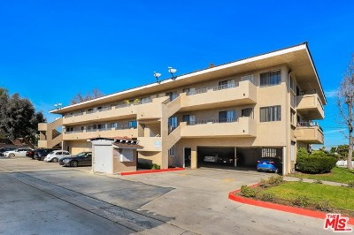 Buena Park Multi Family Home For Sale: 6001 Fullerton Avenue