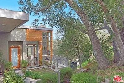 Topanga Single Family Home For Sale: 21919 Altaridge Drive