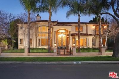 Single Family Home For Sale: 4822 Valjean Avenue