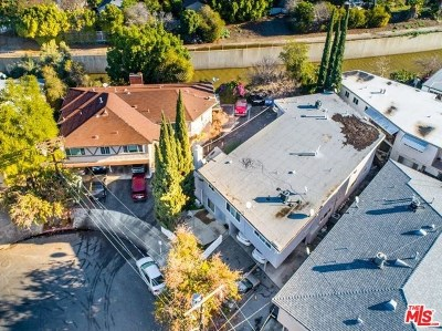Sherman Oaks Multi Family Home For Sale: 13567 Rye Street