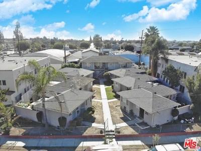 Huntington Park Multi Family Home For Sale: 2768 E 58th Street