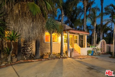 Single Family Home For Sale: 232 N Rios Avenue