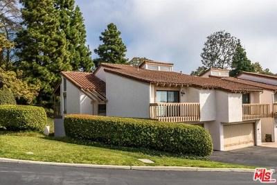 Palos Verdes Estates, Rancho Palos Verdes, Rolling Hills Estates Condo/Townhouse For Sale: 10 Seaview Drive South