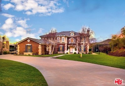 Brentwood, Calabasas, West Hills, Woodland Hills Single Family Home For Sale: 25729 Piuma Road