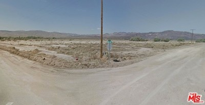 Newberry Springs Residential Lots & Land For Sale: 47979 Pisgah Street