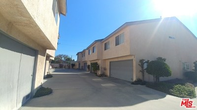 Torrance Condo/Townhouse For Sale: 1126 W 228th Street #10