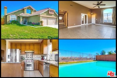 Lake Elsinore Single Family Home For Sale: 18910 Oakview Way