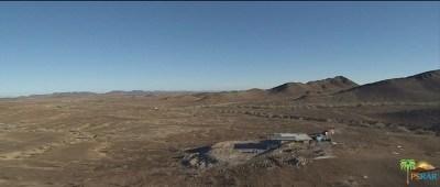 Single Family Home For Sale: 1 Desert Dirt Road