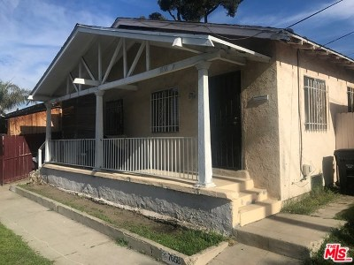 Los Angeles Multi Family Home For Sale: 7656 McKinley Avenue