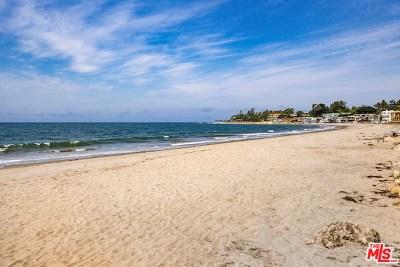 Santa Barbara Single Family Home For Sale: 1647 Posilipo Lane #A