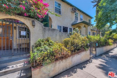Valley Village Multi Family Home For Sale: 5130 Colfax Avenue