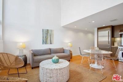 Los Angeles County Condo/Townhouse For Sale: 1705 Ocean Avenue #106