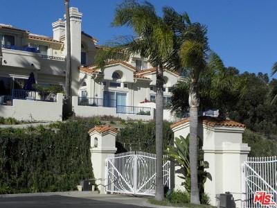 Malibu Condo/Townhouse For Sale: 6461 Zuma View Place #148