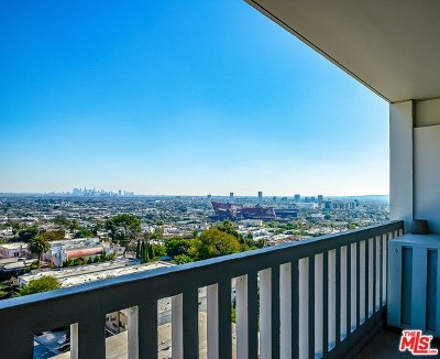West Hollywood Condo/Townhouse For Sale: 999 N Doheny Drive #1005