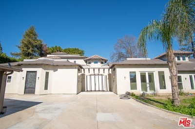 Northridge Single Family Home For Sale: 8620 Blauvelt Place