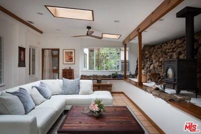 Topanga Single Family Home For Sale: 660 N Topanga Canyon Boulevard