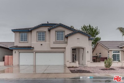 Murrieta Single Family Home For Sale: 26442 Saint Michel Lane