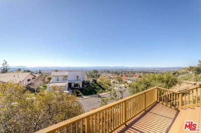 Sylmar Single Family Home For Sale: 13464 Trego Place