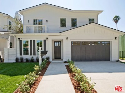 Culver City Single Family Home For Sale: 4133 Vinton Avenue