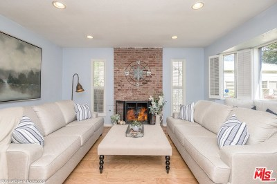Sherman Oaks Single Family Home Active Under Contract: 4723 Norwich Avenue