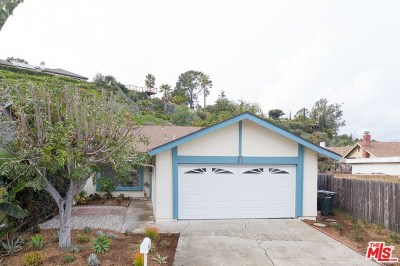 Single Family Home For Sale: 26465 Calle Rio Vista