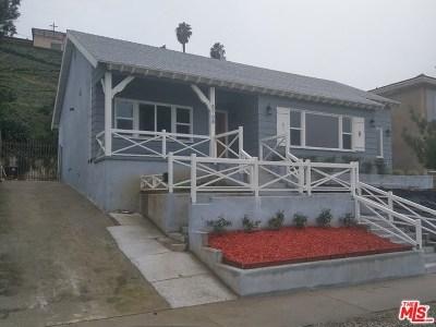 Los Angeles Single Family Home For Sale: 5708 Brushton Street