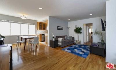 Santa Monica Condo/Townhouse For Sale: 629 Idaho Avenue #19