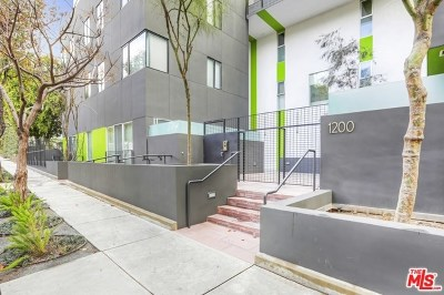 West Hollywood Condo/Townhouse For Sale: 1200 N Sweetzer Avenue #1