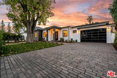 Studio City CA Single Family Home For Sale: $2,799,950