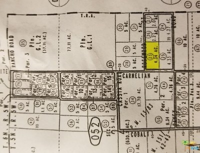 Adelanto Residential Lots & Land For Sale: Ca