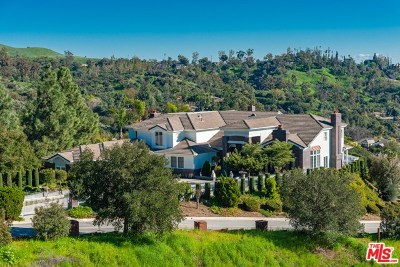 Glendora Single Family Home For Sale: 346 Morgan Ranch Road