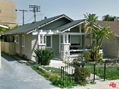 Los Angeles Single Family Home For Sale: 464 N Serrano Avenue