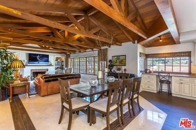 Sherman Oaks Single Family Home For Sale: 3720 Stone Canyon Avenue
