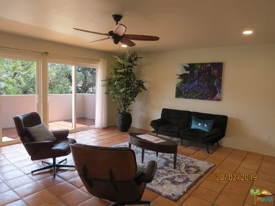 Palm Springs Condo/Townhouse For Sale: 2396 S Palm Canyon Drive #25