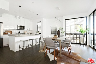 La Crescenta Condo/Townhouse For Sale: 4201 Pennsylvania Avenue #C3