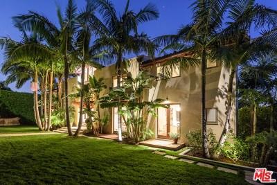 Santa Monica Single Family Home For Sale: 844 Berkeley Street