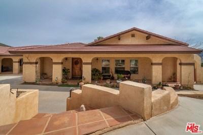 Acton Single Family Home For Sale: 33450 San Gabriel Avenue
