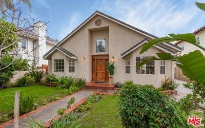 Sherman Oaks Single Family Home For Sale: 4642 Lemona Avenue