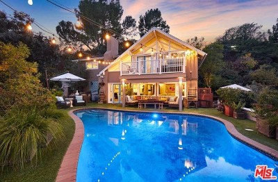 Studio City Single Family Home For Sale: 3171 Coldwater Canyon Avenue