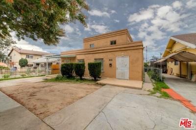 Los Angeles Multi Family Home For Sale: 413 N Harvard Boulevard