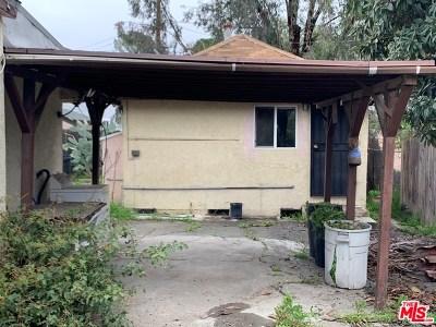 Azusa Single Family Home For Sale: 1030 N Dalton Avenue