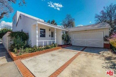 Van Nuys Single Family Home For Sale: 5856 Saloma Avenue