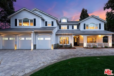 Single Family Home For Sale: 4504 Petit Avenue
