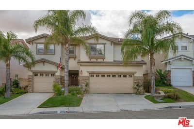 Castaic Single Family Home For Sale: 27710 Mariposa Lane