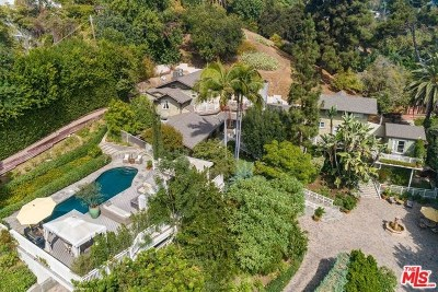 Single Family Home For Sale: 2209 Canyon Drive